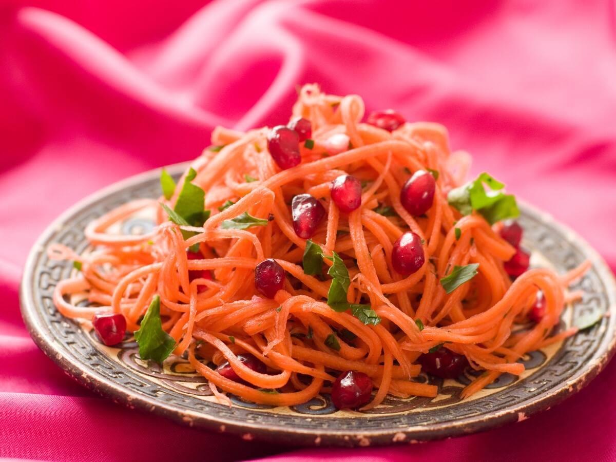 best vegetarian salad recipes