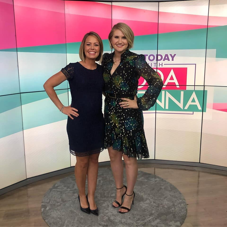 How much does Dylan Dreyer weigh?