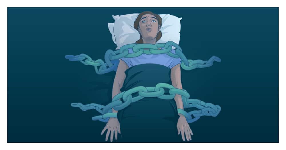 Sleep paralysis: 1-minute mental lockdown that leaves lifelong horrifying experiences