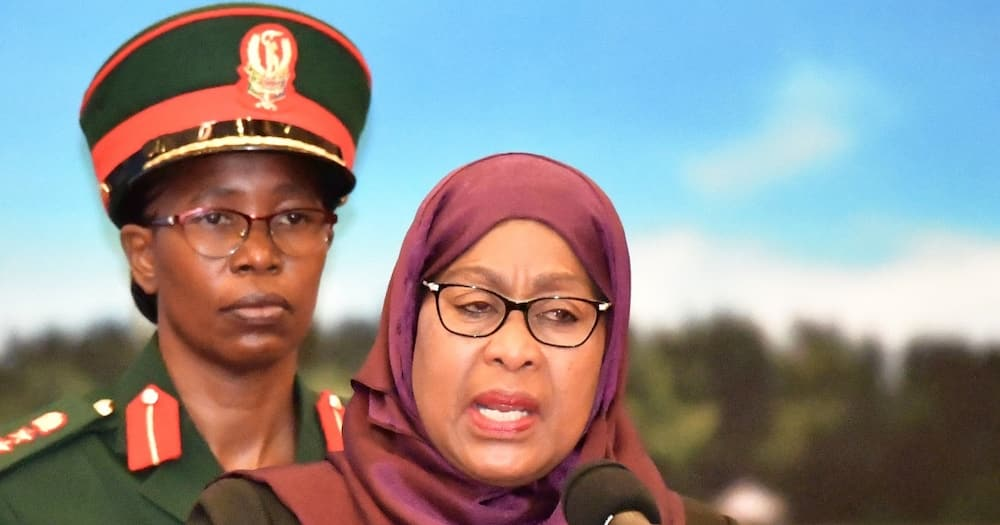 Samia Suluhu Suspends Another Senior Gov't Official Over Misuse of Public Funds