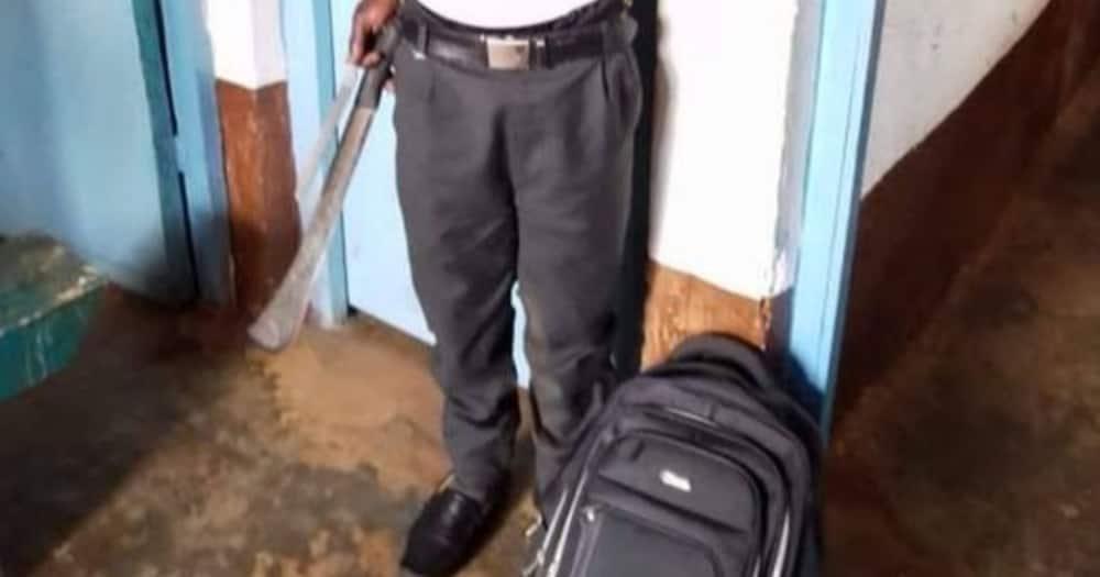 Mokwerero Sec School, Nyamira: Another student attempts to cut principal with machete