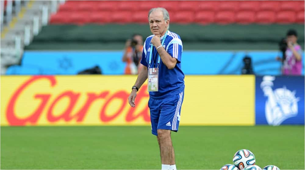 Alejandro Sabella: Ex-Argentina coach dies at 66 after long battle with illness