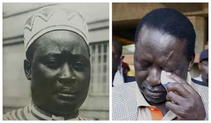 Raila Odinga remembers late father in touching message on 25th anniversary since his death