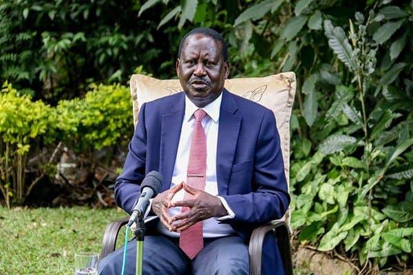 DP Ruto asuta serikali kwa dhuluma dhidi ya viongozi wenye maoni kinzani