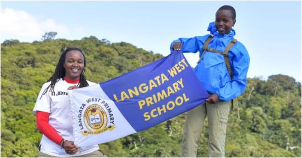 Nairobi: Compassionate 11-year-old set to climb 3 mountains to raise funds to buy bus for schoolmates