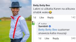 Samidoh Cheekily Claims Karen Nyamu Made First Move before They Started Dating