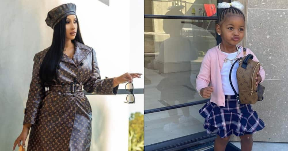 Motherhood blues: Cardi B complains about baby Kulture wanting attention
