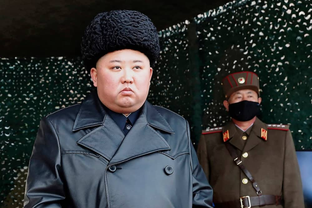 North Korea: State of emergency declared after first suspected coronavirus cases