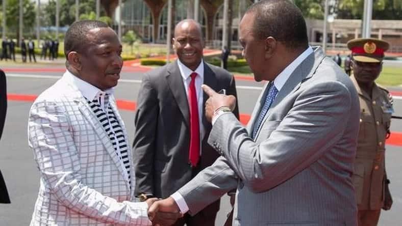 Sonko wacha siasa, Rais Uhuru amwambia gavana wa Nairobi