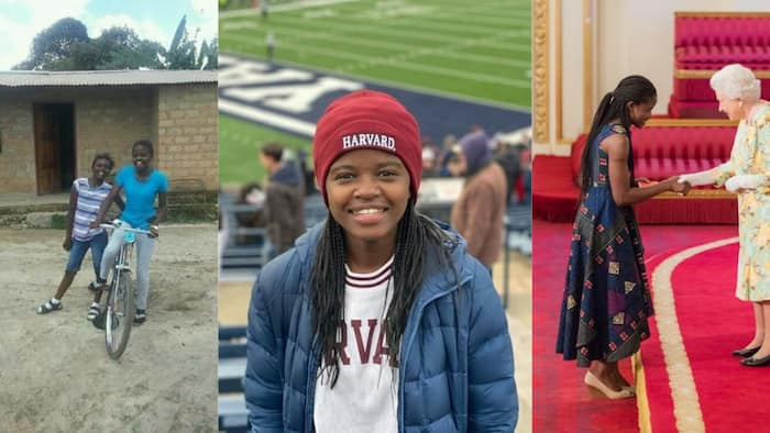 Sela Kasepa; 21-Year-Old Zambian Girl Rose from Remote Village to Harvard, Won Queen's Award