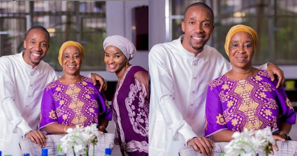 Lulu Hassan happily Celebrates Mum-in-Law As She Turns a Year Older