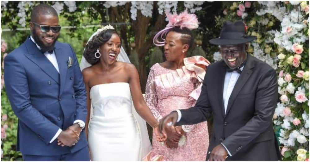 June Ruto's Wedding Could have Cost Around KSh 5 Million, Events Manager Estimates