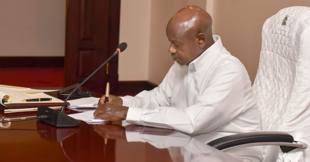 President Yoweri Museveni orders reopening of schools from October 15