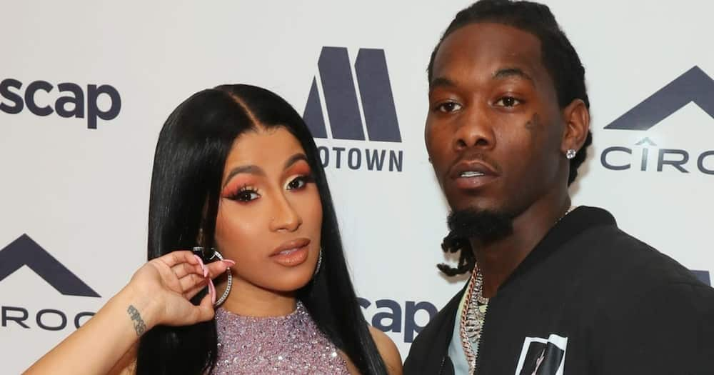 Offset bought Cardi B a new house for her 29th birthday. Photo: Getty Images.