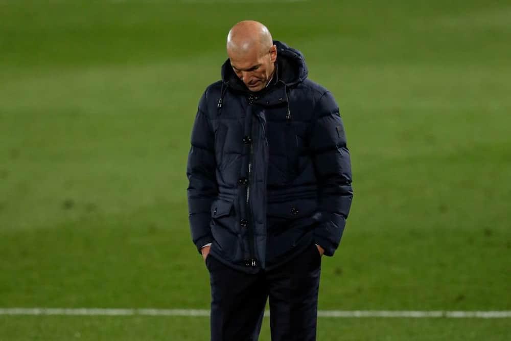 Kocha Zinedine Zidane Afichua Sababu za Kugura Real Madrid