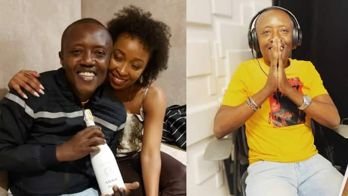 """Maina Kageni Elated After Roommate Ciru Jets Into the Country: """"Welcome Home"""""""
