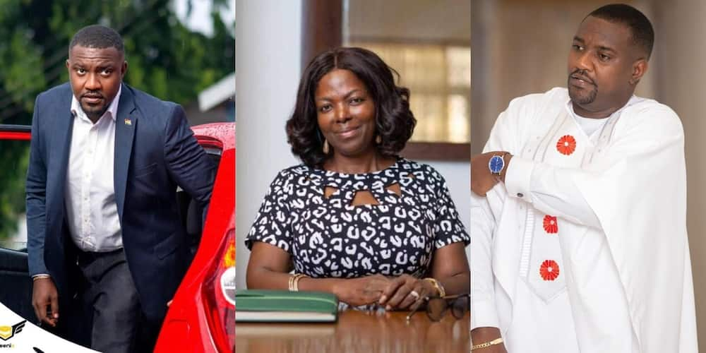 Ayawaso West Wuogon: Dumelo calls for recount after losing to Lydia Alhassan