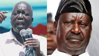 "Raila Odinga Mourns His Cousin Jakoyo Midiwo: ""I Will Dearly Miss Him"""