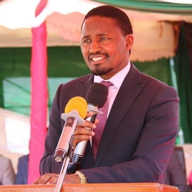Mwangi Kiunjuri ataka serikali iwanunulie wanafunzi wote maski