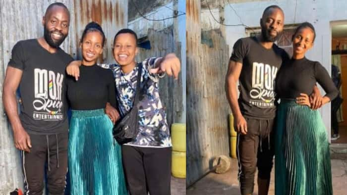 Sweet Love: 7 Photos of Zora Star and Her Onscreen Hubby Fella that Will Leave You Awed