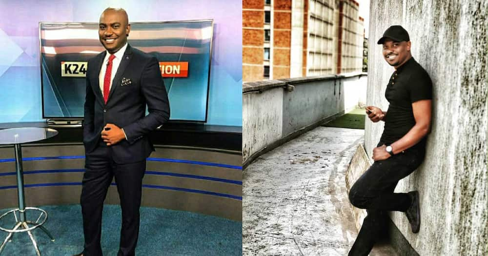 """Eric Njoka Marks Almost Year of Losing K24 Job: """"I Was Declared Null and Void"""""""