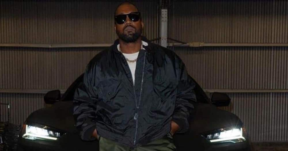 Kanye West left with egg on his face after tweeting false election results