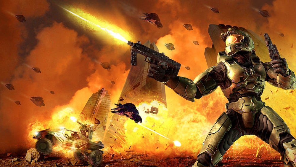 List of all Halo games