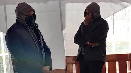 NIS Officer Charged with Defrauding Man KSh 350k, Possession of Bhang