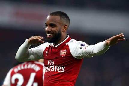 Lacazette on target as Arsenal beat Qarabag 1-0 in Europa League clash at Emirates