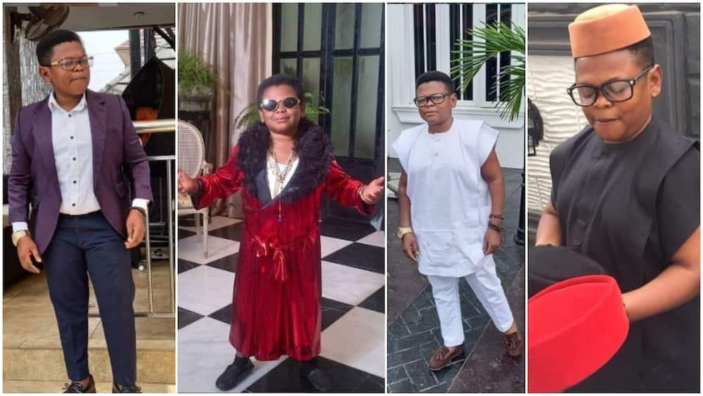 Iconic Nollywood actor Osita Iheme aka Pawpaw celebrates 39th birthday, fans celebrate him