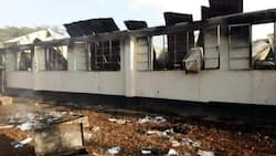 Sigalame High School Dormitory Up in Flames Again, 4th Incident in 3 Months