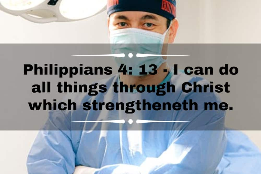 Prayers for healthcare providers