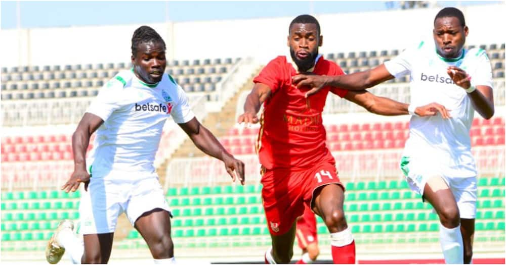 Gor Mahia frog-marched from Caf Champions League after 8-1 aggregate defeat to CR Belouizdad