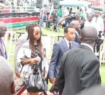Rais Uhuru Kenyatta aitwa babu tena