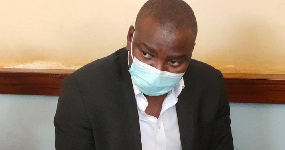 Rashid Echesa arraigned in Kiambu court for slapping IEBC official
