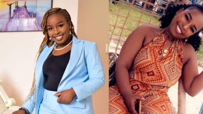 """Saumu Mbuvi Complains of Woman Stalking Her Rich Friends: """"Na Umeachiwa Mwanaume!"""""""