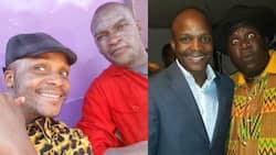 """Jalang'o Recalls Day Papa Shirandula Got Mad at Their Prank Gone Wrong: """"Alikasirika Ya Ukweli"""""""