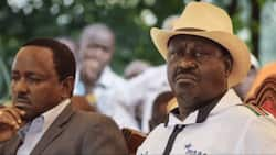 Raila Odinga's ODM Party Officially Ditches NASA after NEC Meeting