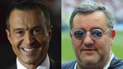 Checkout 5 most powerful football agents who rake in millions as commission yearly