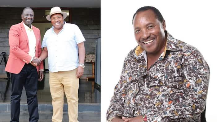 Ferdinand Waititu Tiptoes Back to Ruto's Hustler Nation, Celebrates Downfall of BBI