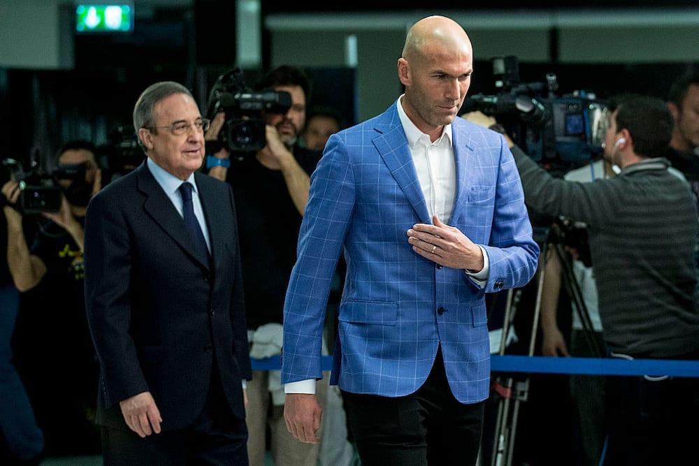 Zinedine Zidane considering shock retirement from management amid Rea Madrid success