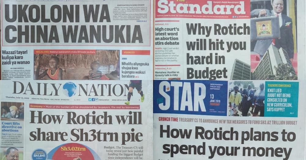 Breaking News Kenya