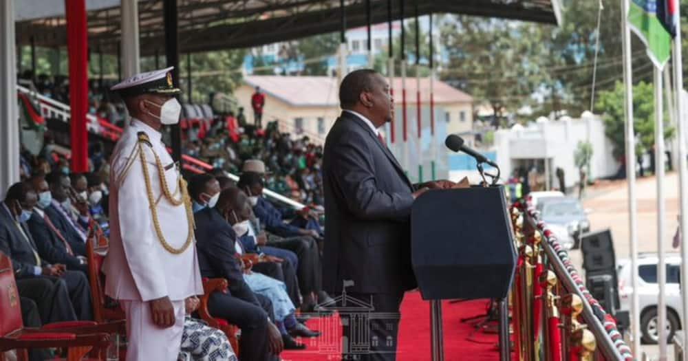 "Kipchumba Murkomen dismisses Uhuru Kenyatta's Mashujaa Day speech: ""We need actions"""