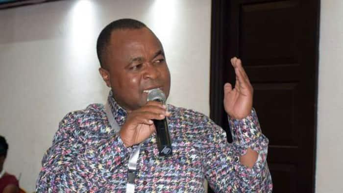 Mbunge Chris Wamalwa Adai Huenda DP Ruto Akajiuzulu Kabla ya Uchaguzi wa 2022