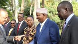 Forget about Curfews and Focus on Vaccinating People, Duale Tells Uhuru