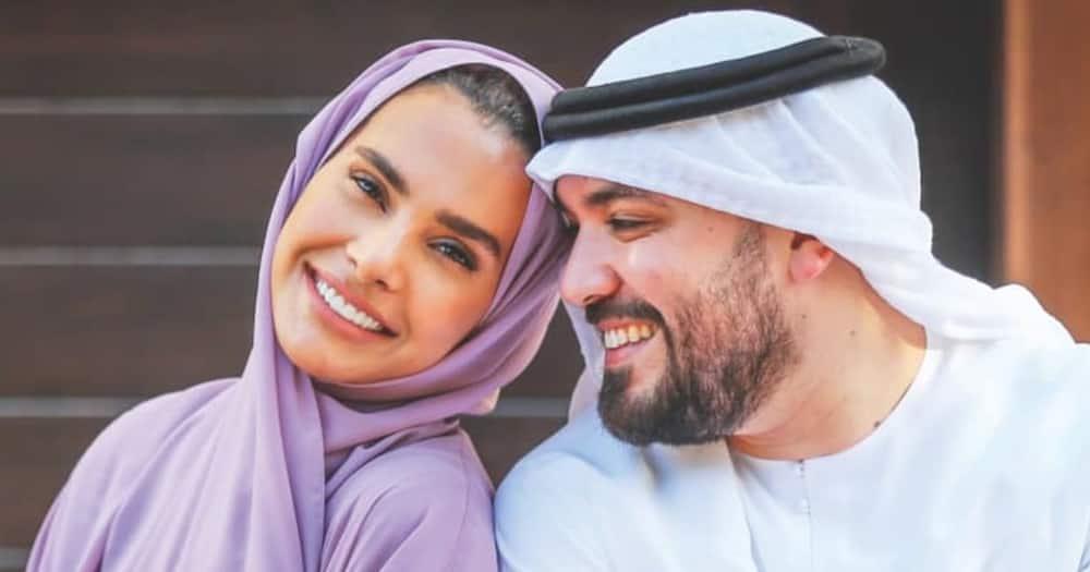 Khalid Al Ameri: Ugandans Welcome Emirati Vlogging Couple Who Promised to Attend Househelp's Wedding