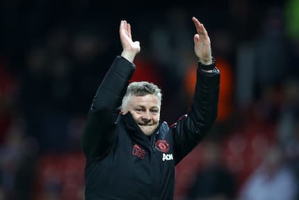 Ole Gunnar Solskjaer sets new incredible Man United record after Spurs victory