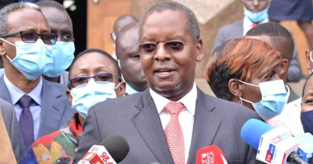 William Ruto's allies plot to impeach Amos Kimunya as majority leader