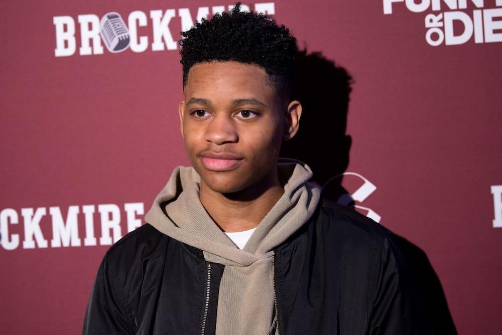 black actors under 30