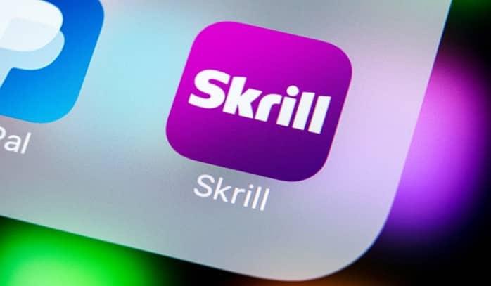 Skrill account